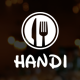 Handi - A Restaurant HTML Responsive Template Nulled