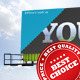 Professional Billboard mock up - GraphicRiver Item for Sale