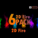 Fire 2D Pack (Toonshade) - VideoHive Item for Sale