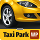 TaxiPark - Taxi Service Company WordPress Theme Nulled