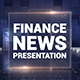 Corporate Finance News Presentation - VideoHive Item for Sale