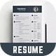 Resume - Winter - - GraphicRiver Item for Sale