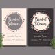 Wreath - Bridal Shower Invitation - GraphicRiver Item for Sale