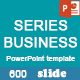 Series Business Powerpoint Presentation Template - GraphicRiver Item for Sale