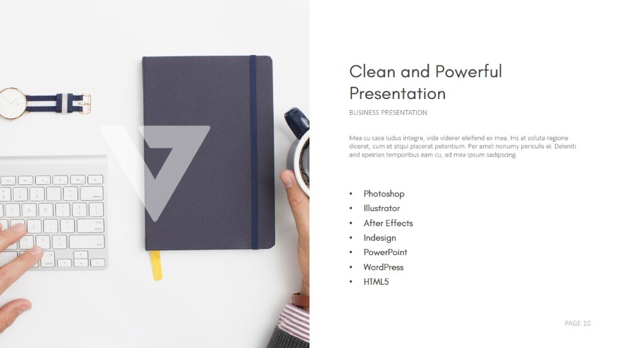 simple multipurpose powerpoint templatejiani_design | graphicriver, Modern powerpoint