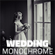 11 Wedding Monochrome presets - GraphicRiver Item for Sale