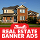 Real Estate Banners Ads