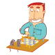 Chess Time with Mice - GraphicRiver Item for Sale
