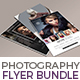 Photography Flyer Bundle 01 Nulled