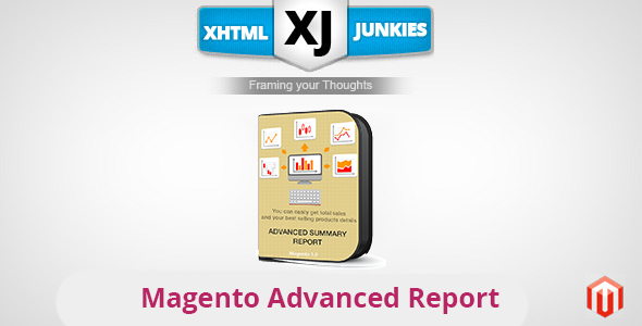 Magento Advanced Report - CodeCanyon Item for Sale