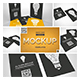 Flyer Mockup Set - GraphicRiver Item for Sale