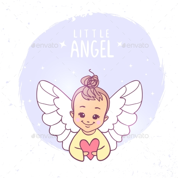 Angel - Miscellaneous Vectors