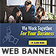 Corporate Web Banner Design Template 73 - Lite - GraphicRiver Item for Sale