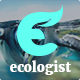 Ecologist - A Modern Environmental, Non-profit and Recycling Theme