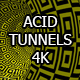 Acid Tunnels 4K - VideoHive Item for Sale