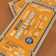 Invitation Ticket - GraphicRiver Item for Sale