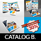 Stationery Products Catalog Brochure Bundle - GraphicRiver Item for Sale