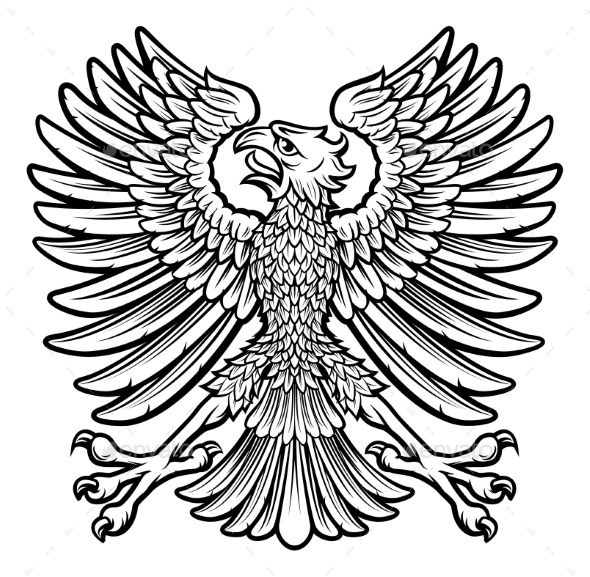 Imperial Style Eagle - Miscellaneous Vectors
