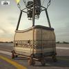 Hot air balloon 590 0005.  thumbnail