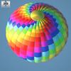 Hot air balloon 590 0009.  thumbnail