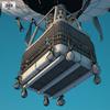 Hot air balloon 590 0011.  thumbnail