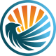 Eagle Rise Logo Template - GraphicRiver Item for Sale