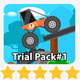 Trial Car Game Pack #1 - GraphicRiver Item for Sale