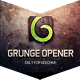 Grunge Opener - VideoHive Item for Sale