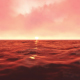 Sunset and Ocean - VideoHive Item for Sale