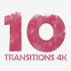 10 Transitions - VideoHive Item for Sale