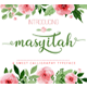 masyitah - GraphicRiver Item for Sale