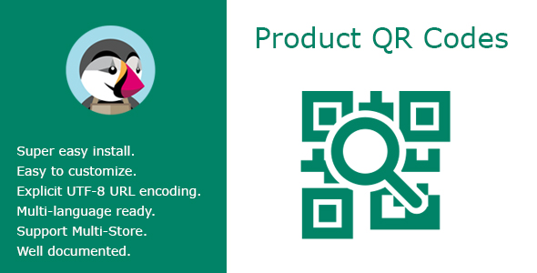Product QR Codes - CodeCanyon Item for Sale