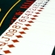 Playing Cards Are Spread Out on Poker Table, - VideoHive Item for Sale
