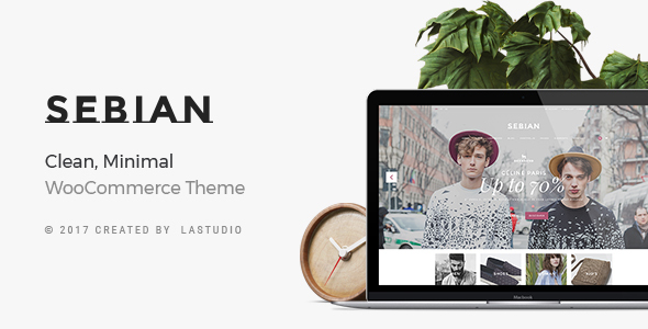 Sebian - Multi-purpose WordPress WooCommerce Theme
