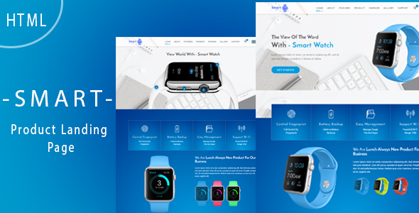 Image of Product Landing Page