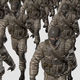 The Soldiers with Masks  March - VideoHive Item for Sale