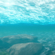 Underwater and Stones - VideoHive Item for Sale