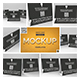 Desktop Calendar Mockup - GraphicRiver Item for Sale