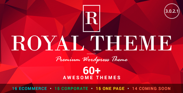 Royal - Multi-Purpose WordPress Theme - WooCommerce eCommerce