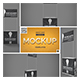 Promo Counter Mockup - GraphicRiver Item for Sale
