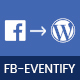 FB-Eventify - Facebook Events Calendar WordPress Plugin - CodeCanyon Item for Sale