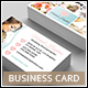 Wedding Photographer Business Card - GraphicRiver Item for Sale