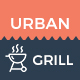 UrbanGrill - ThemeForest Item for Sale