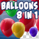 Balloons Pack V1 8 in 1