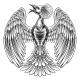 Peacock Phoenix Bird Design