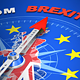 Compass Arrow Points To Brexit - VideoHive Item for Sale