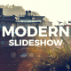 Modern Urban Slideshow - VideoHive Item for Sale