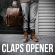Claps Opener - VideoHive Item for Sale