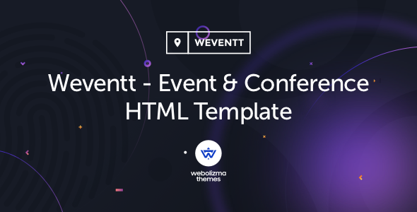 Weventt – Event & Conference HTML Template