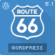 Route - Responsive Multi-Purpose WordPress Theme Nulled